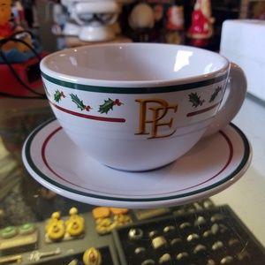 Hallmark 2004 Polar Express hot chocolate mug